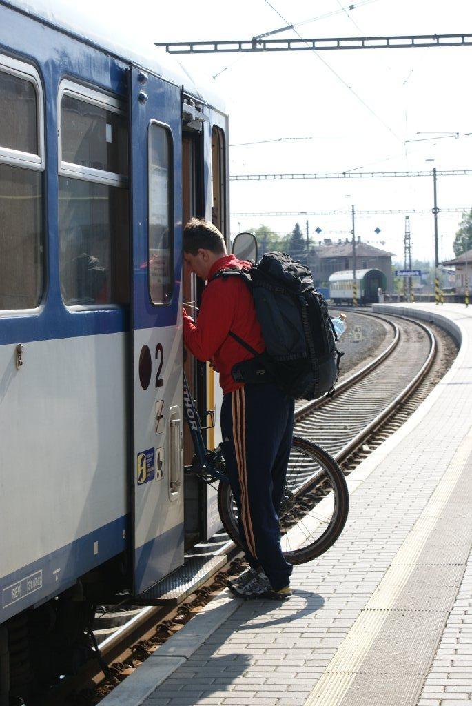 vlaky čd