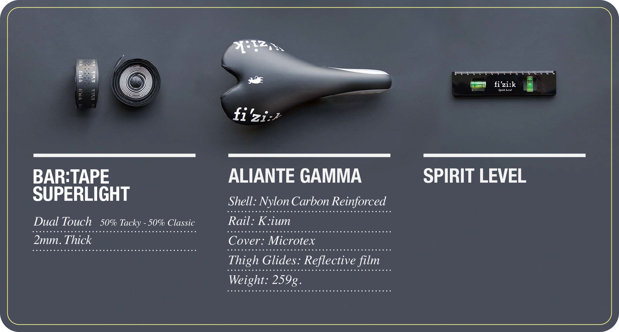 Aliante R3 Tour Edition