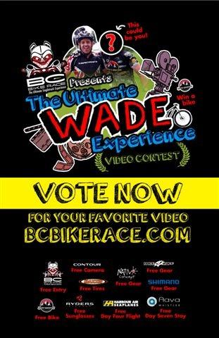 WadeContest-VoteNow-Poster