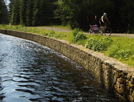 Velo 7-8/2017 - Na biku s vozíkem - Šumava