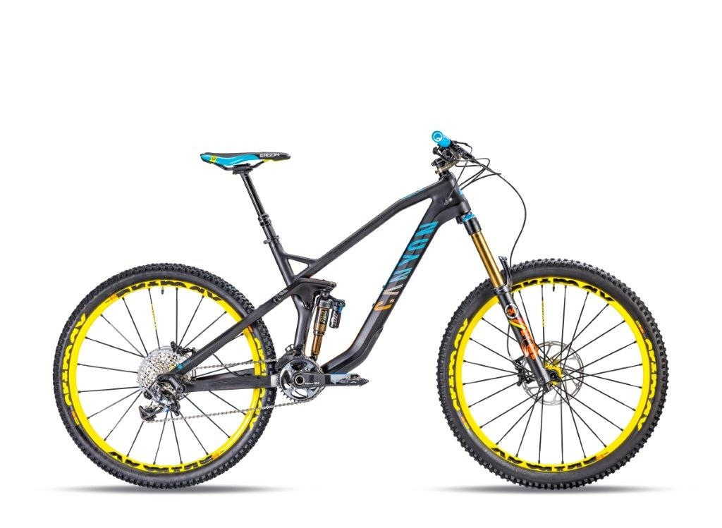 1 - Canyon Strive CF 9.0