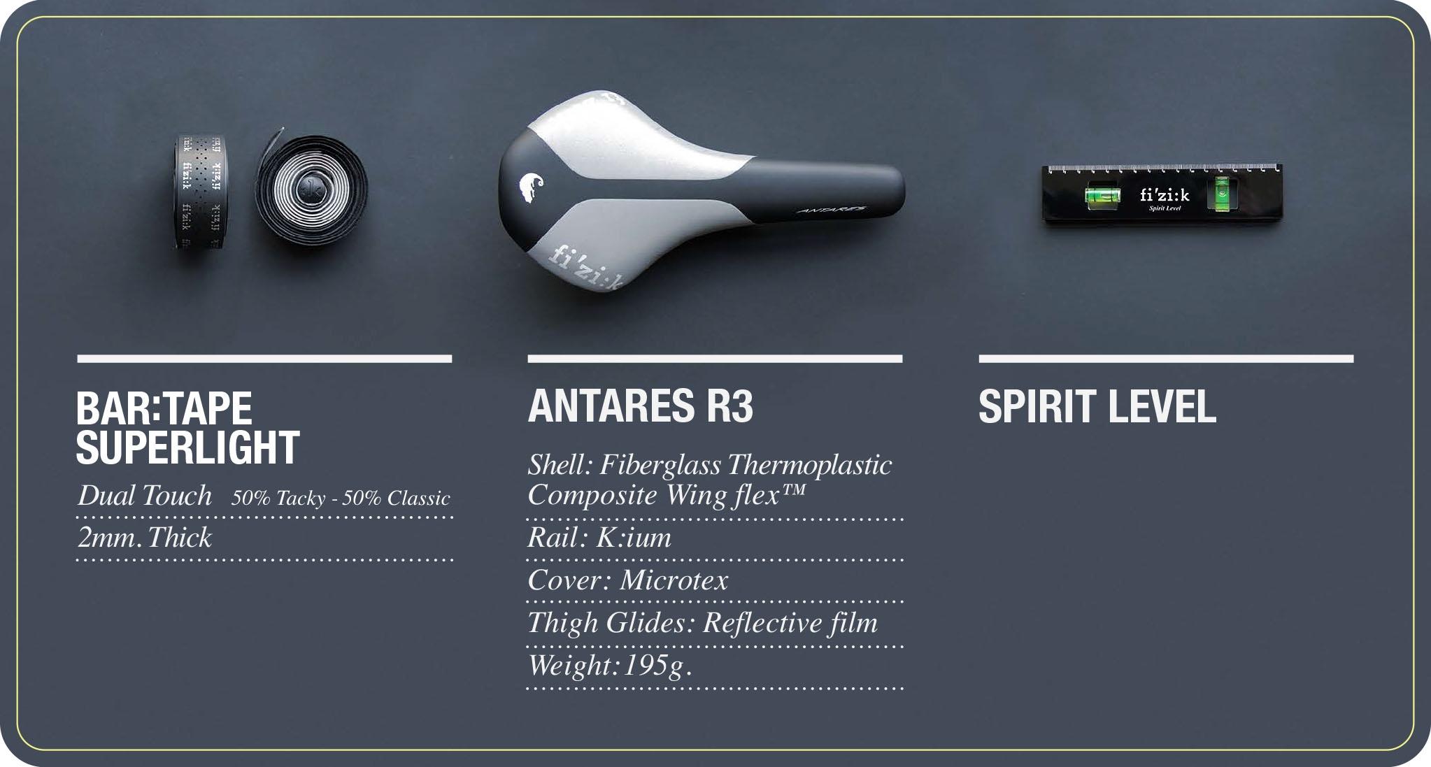 Antares R3 Tour Edition