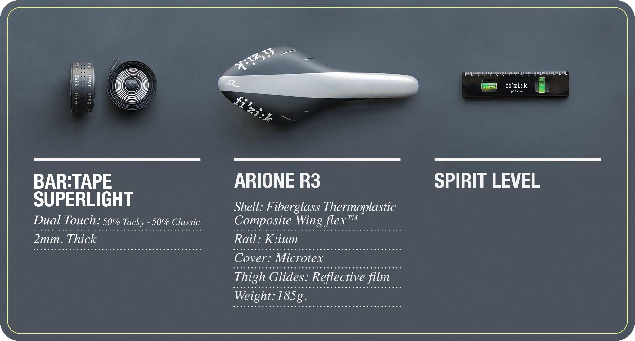 Arione R3 Tour Edition