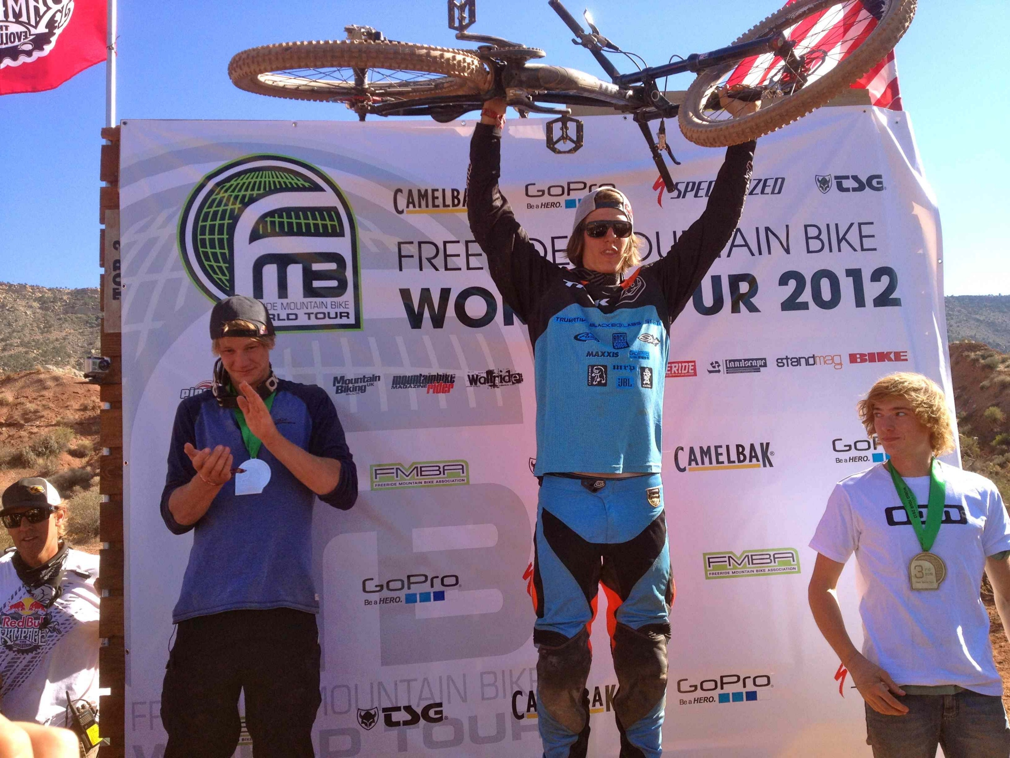 FMB World Tour_podium_2012