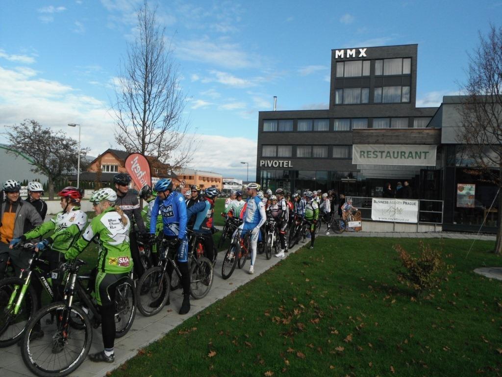 Setkání cyklistů MMX 2