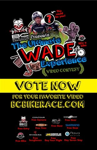 WadeContest-VoteNow-Poster
