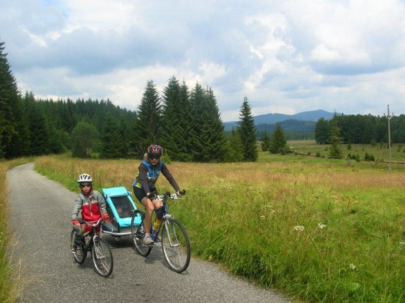 7-Stožec výlety s dětmi