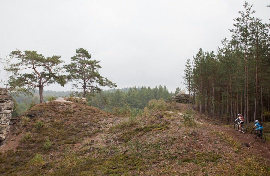 Velo 12/2014 - Velo trail guide Žitavské hory 2