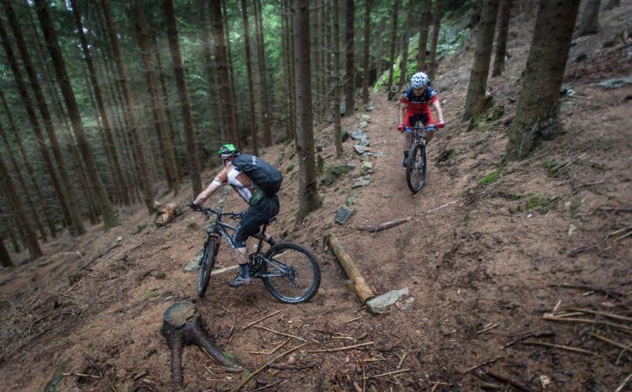 Velo 9/2015 - trail Rychlebské hory