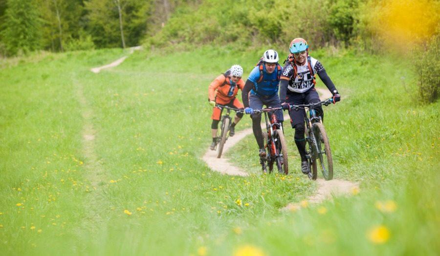 Velo 9/2017 - Velo trail guide Moravský kras 1. den
