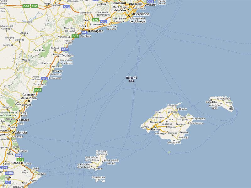 Mallorca, oblast Cala Millor 2