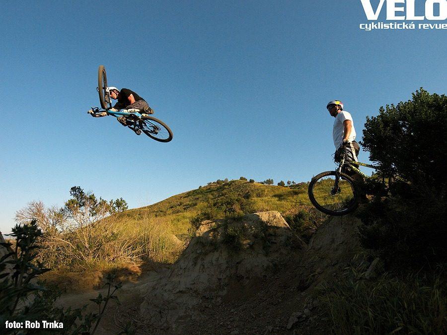 Brian Lopes ve vzduchu