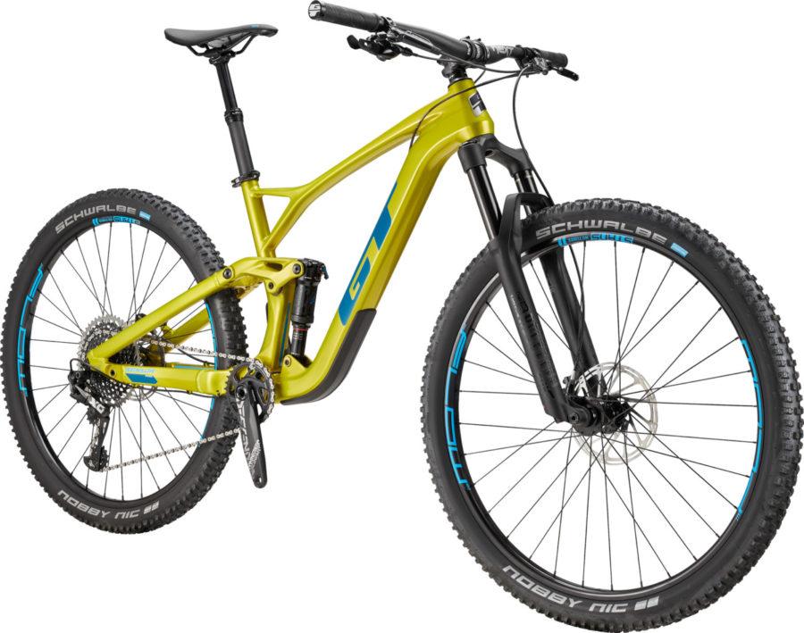 GT Sensor 2019 - přehled modelů a vybavení