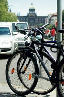 Jak Vznikala Cyklisticka Mapa Prahy Ivelo